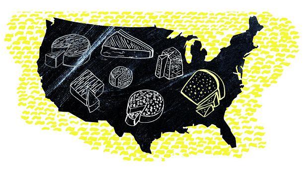 O serach dojrzewających w Polsce  i Ameryce - czy mogą konkurować z francuskimi?