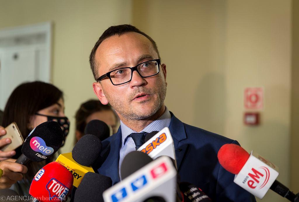 Karol Manys, Rzecznik Ministerstwa Aktywów Państwowych