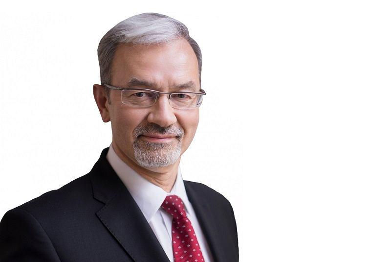 Minister Jerzy Kwieciński - Sekretarz Stanu w Ministerstwie Rozwoju
