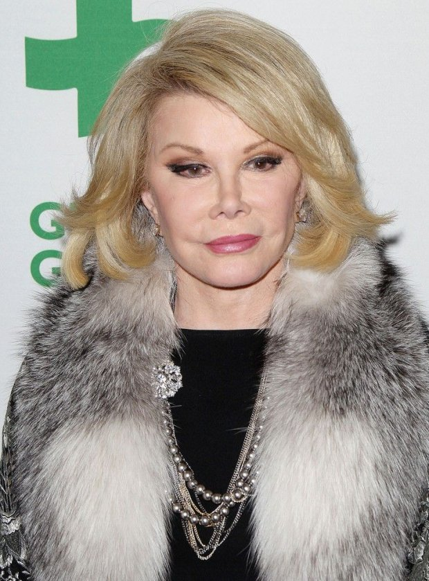 &Pictured: Joan Rivers Mandatory Credit ?? Frederick Taylor/Broadimage Joan Rivers dies at the age of 81  9/4/14, Los Angeles, California, United States of America  Broadimage Newswire Los Angeles 1+  (310) 301-1027 New York      1+  (646) 827-9134 sales@broadimage.com http://www.broadimage.com