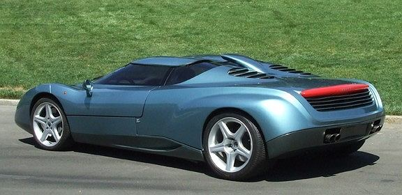 Lamborghini Zagato Raptor