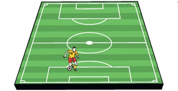 Sport: zostań futbolowym ekspertem,sport, piłka nożna, Goal-poacher (sęp)