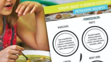Szkolny obiad: czy może być i smaczy i zdrowy?