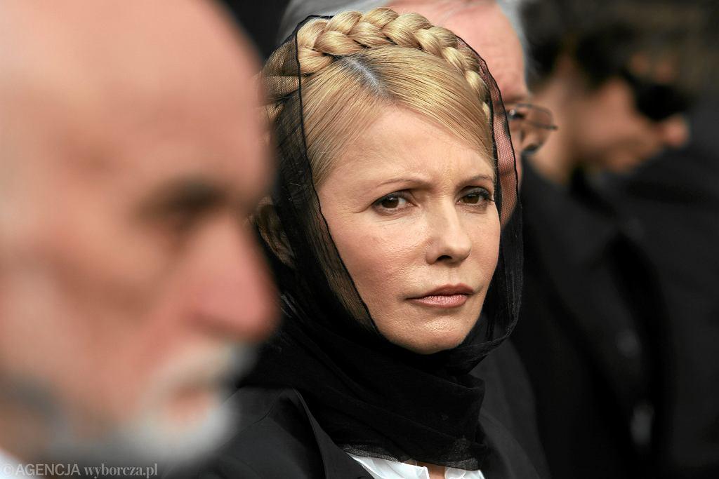 Julia Tymoszenko, 2010 rok.
