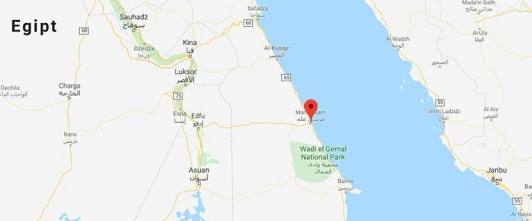 Wypadek autokaru z polskimi turystami w Egipcie. Dwie osoby ciężko ranne