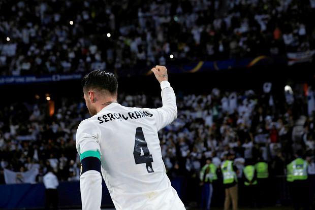 Oficjalnie: Sergio Ramos, kapitan Realu Madryt, podjął decyzję ws. przyszłości!