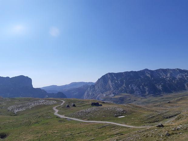Durmitor Ring, czyli panoramiczna droga przez góry i płaskowyże Durmitoru