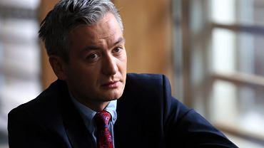 Robert Biedroń radzi, żeby nie ufać Kukizowi jako politykowi