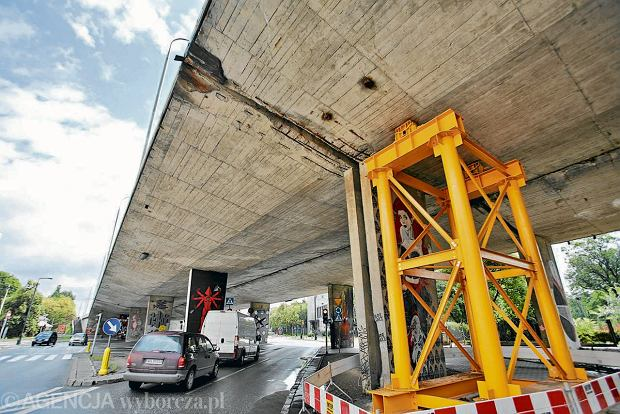 Trasa Łazienkowska będzie przebudowana. Utrudnienia potrwają 29 miesięcy