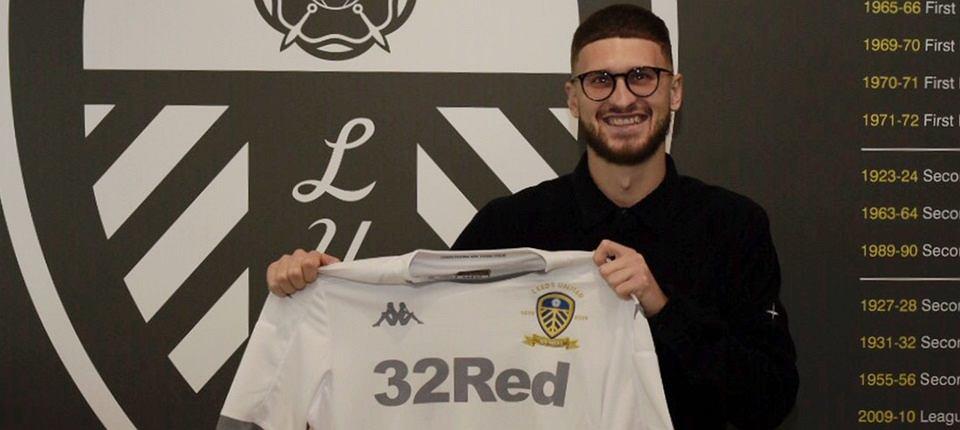 Mateusz Klich podpisał nowy kontrakt z Leeds United