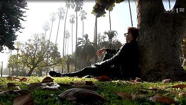 Pierwszy Polak bez wizy podziwia amerykańskie palmy