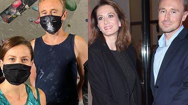 Anita Sokołowska i Bartosz Frąckowiak