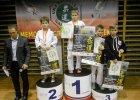 Pięć medali młodych judoków
