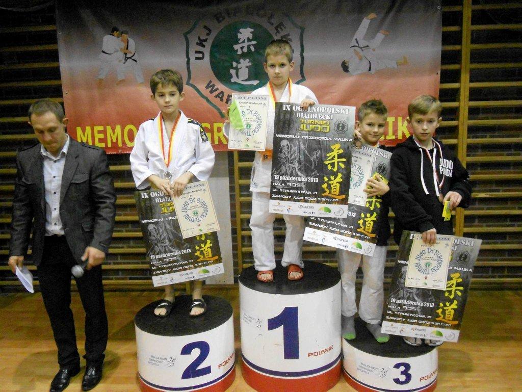 Zawodnicy UKS Judo Sensei Płock na turnieju rankingowym Warszawsko-Mazowieckiego Związku Judo