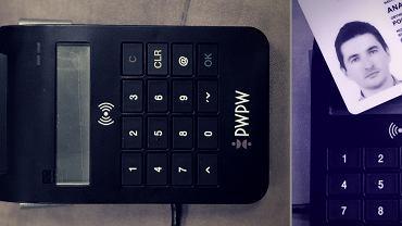E-dowód pozwoli skorzystać z usług elektronicznych. Jego użycie będzie przypominać płatność zbliżeniową