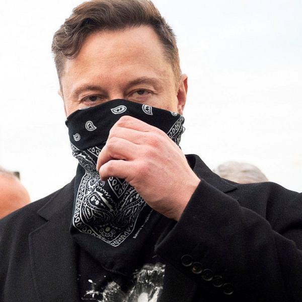 Elon Musk zakwestionował skuteczność szybkich testów na koronawirusa.