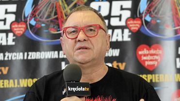 'Telewizja Polska kompletnie odpuściła sobie jakiekolwiek informacje na temat Wielkiej Orkiestry Świątecznej Pomocy' - pisze Jerzy Owsiak w liście otwartym do prezesa TVP Jacka Kurskiego.