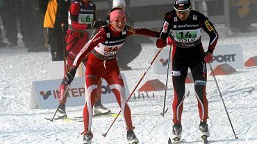 Ewelina Marcisz i Justyna Kowalczyk