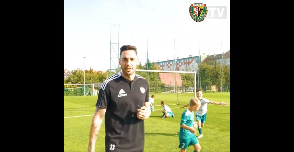 Śląsk Wrocław wbija szpilkę Legii Warszawa