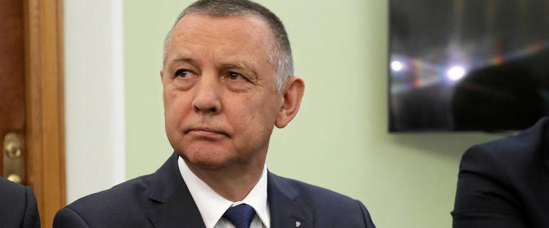 Prezes NIK Marian Banaś nie przyjdzie na posiedzenie senackiej komisji