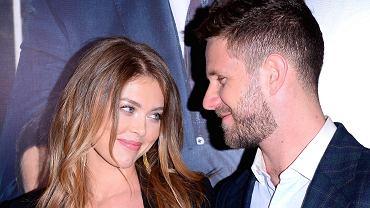 """Antek Królikowski pokazuje zdjęcie """"żony o poranku"""" i twierdzi, że ta wygląda jak DiCaprio. Joanna Opozda: Zabije cię!"""