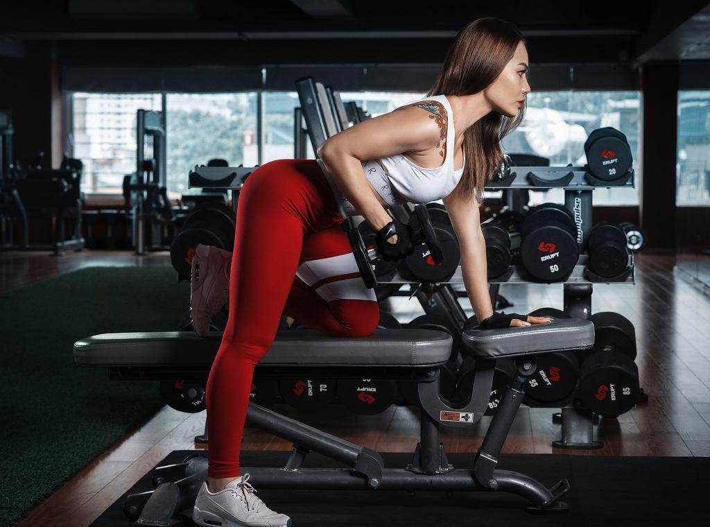 dieta dla początkujących na siłowni