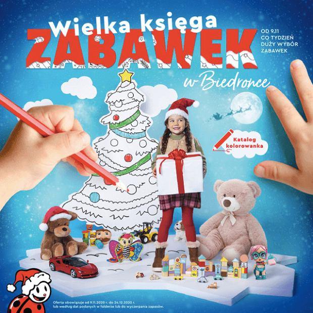 Wielka księga zabawek w Biedronce. Nie spodziewasz się, jak świetnie zabawki możesz kupić w dyskoncie