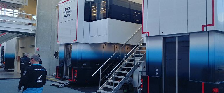 F1. Williams nie wyjedzie na tor również we wtorek. Fatalne informacje dla Roberta Kubicy