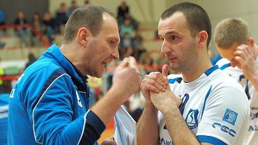 Piotr Poskrobko i Łukasz Makowski