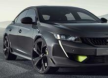 Peugeot 508 Sport Engineering Concept zadebiutuje w Genewie. Francuski sedan będzie miał 400 KM i napęd 4x4