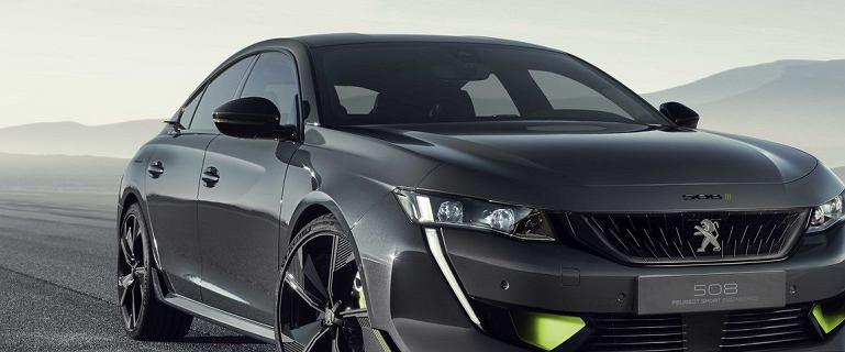 Peugeot 508 Sport Engineering Concept zadebiutuje w Genewie. Będzie miał 400 KM i napęd 4x4