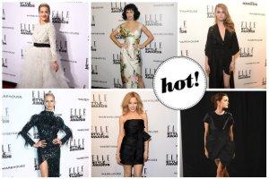 Modelki, aktorki i piosenkarki na gali Elle Style Awarrds 2014. Kto wyszedł z imprezy ze statuetką? [DUŻO ZDJĘĆ]