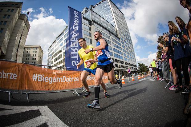 #BiegamDobrze, 38. PZU Maraton Warszawski