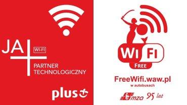 W warszawskich autobusach komunikacji miejskiej będzie można za darmo korzystać z szybkiego internetu Plus