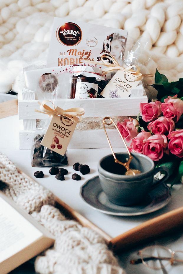 Słodycze Wawel idealne na Dzień Kobiet