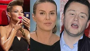 Edyta Górniak, Hanna Lis, Jarosław Kuźniar