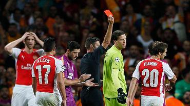 Liga Mistrzów. Arsenal - Galatasaray