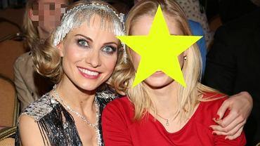 Joanna Moro i jej siostra Kamila