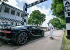 Bugatti Chiron   Pobije rekord prędkości