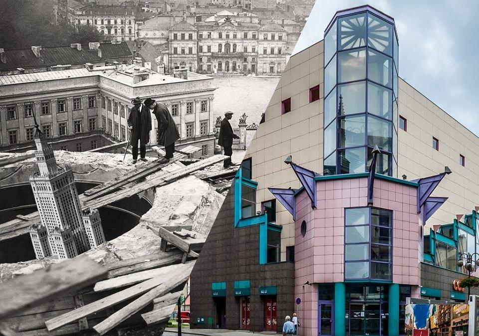 Wystawa 'Trzy początki. 1918/1945/1989' w Muzeum Architektury