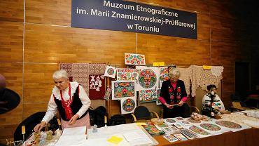 Kiermasz tradycyjnego rzemiosła w Muzeum Etnograficznym