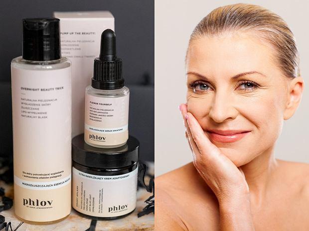kosmetyki upiększające Phlov