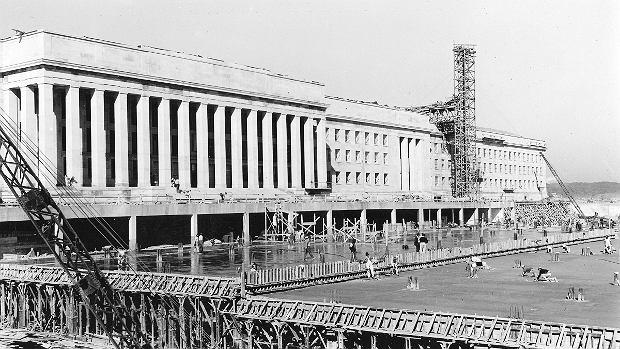 Fasada Pentagonu