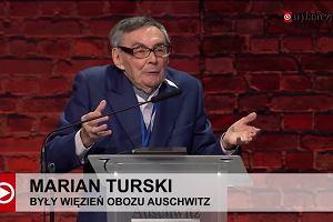 Marian Turski: Auschwitz nie spadło z nieba. Młodzi, nie bądźcie obojętni!