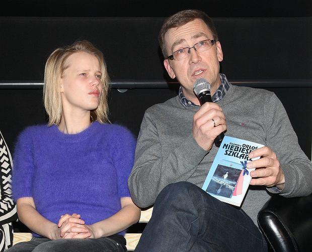 Joanna Kulig i Maciej Orłoś