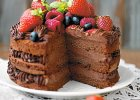 Ciasto czekoladowe na porterze - Zdjęcia