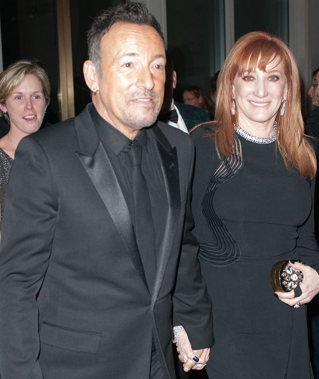 Bruce Springsteen i Patti Scialfa