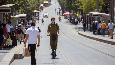 Izrael podczas pandemii