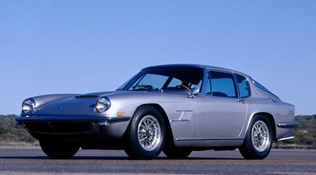 Maserati Mistral 3.7