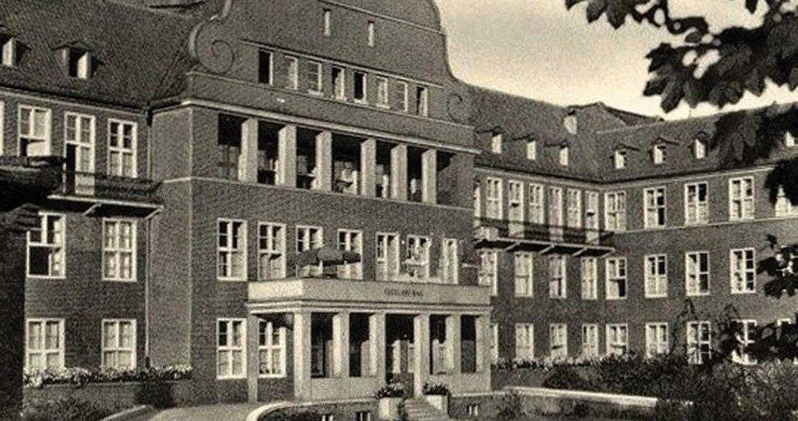 Augusta Hospital - jeden z pięciu wrocławskich szpitali, w których w latach 30. XX wieku sterylizowano pacjentów